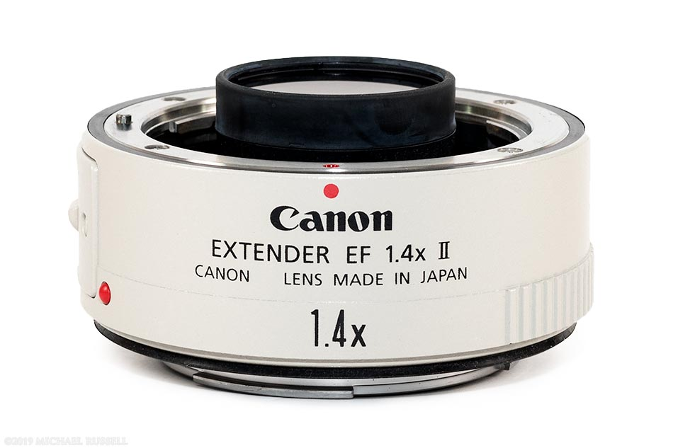 canon ef 1.4x extender II review