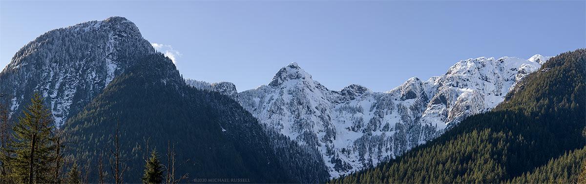 evans peak mount blanshard massif golden ears provincial park