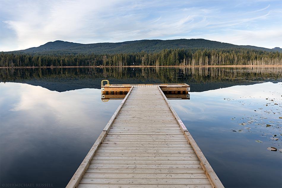 whonnock lake maple ridge swimming dock